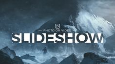 Dynamic Intro/Slideshow  • See it in action ➝…