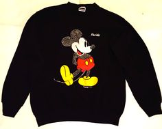 mickey mouse sweat studded