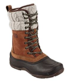 The North Face Women's Shoes Winter Boots WOMEN'S SHELLISTA LACE MID -- thenorthface.com