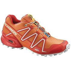 newest d0cfd 74059 Salomon Speedcross 3 Shoe - Women s Orange Feeling   Papaya-B   White 10.5
