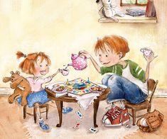 Patrice Barton illustrations -  32 beautiful children's book illustrations for inspiration