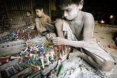Bangladeshi kids are still working in factories, 20 years after the UN treaty guaranteeing childrens rights. Today's Reality Check: Child Labor