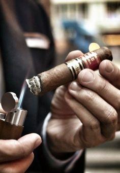 Habano | Cigarros - Puros = Cigars | Pinterest