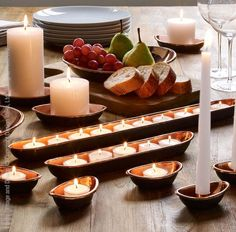 Elevate your surroundings with our elegant Coburn™ collection. These solid, hand-hammered copper candleholders are softly rounded and polished inside to reflect flickering light and oxidized on the exterior for contrast.
