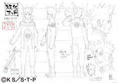 Naruto Jinchuriki Mode (First stage ver.)