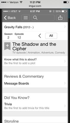 That's right! The new episode title for Gravity falls season 2 episode 12! Well maybe.