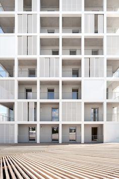 Gallery of 30 Social Housing Units in Nantes / Antonini + Darmon Architectes…