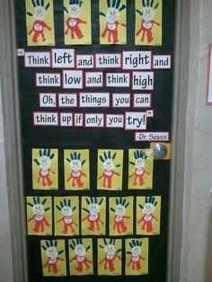 Blythe thanks for the Seuss door idea.  I appreciate you sharing.