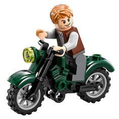 LEGO Jurassic World 75917 - Raptor Rampage #Lego #JurassicWorld #LegoJurassicWorld