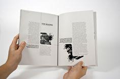The Readies by Jihad Lahham, via Behance