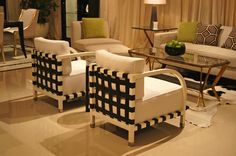 Merely a contemporary sectional sofa set isn't sufficient to illustrate the aesthetics of a contemporary living room. In addition, you wish to focus in on the living room wherever your guests will be. Muebles Caracole, Caracole Furniture, Chairs For Rent, Woven Chair, Couch Set, Front Rooms, Up House, Furniture Market, Autumn Home