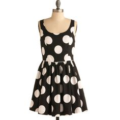 Mink Pink Spot Of Serendipity Dress (440 ARS) ❤ liked on Polyvore featuring dresses, women, stretch dress, white polka dot dress, white cotton dress, polka dot dress and cut out back dress