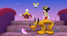 Disney Mickey Mouse Clubhouse, Mickey And Friends, Disney Characters, Fictional Characters, Make It Yourself, Fantasy Characters, Disney Face Characters