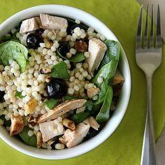 Tonya's Blueberry Chicken Salad