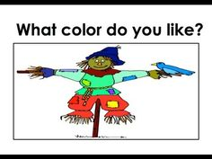 """""""What color do you like?"""" Colors in English. English Conversation Practice."""