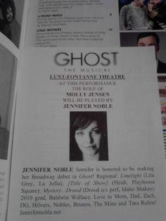 Ghost Fan Photos: Photo tweeted by Emily E. Ellis