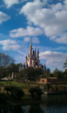 Cinderella castle Walt Disney world