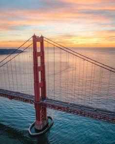 Golden Gate Bridge by Ev Meyer Photography