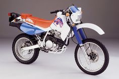 Honda XR650L - Meh. Too heavy, too top heavy, too tall for the woods.
