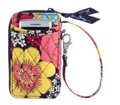 Vera Bradley All in One Wristlet second fave!