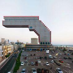Bizarní budovy od Victora Enricha | Yab