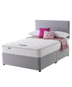 Silentnight Middleton Pocket Memory Double Divan Bed.