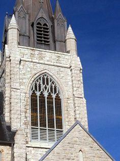 Guardian Angels Roman Catholic Church in Orillia, Ontario Canada