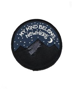 My Kind Patch (Glow-in-the-Dark)
