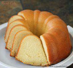 Korporate 2 Kitchen: Pound cake