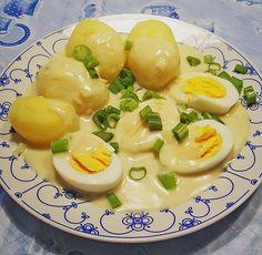 Eier in Senfsoße, ein beliebtes Rezept aus der Kategorie Kochen. Bewertungen: 139. Durchschnitt: Ø 4,3.