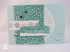 Stampin Up Project Life Hallo Dezember Blog Hop Weihnachten 09