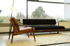 AuBergewohnlich Bellmann Sofa Chair Tonus Wilkhahn Teak Zu Sessel Daybed Tagesliege Design  Knoll