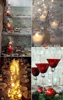 decoracao-criativa-barata-para-natal-ou-festas-com-velas