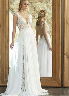 Discount Wedding Dresses,Plus Size Wedding Dresses Wholesale -Dressilyme.com