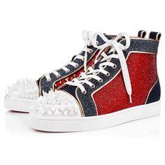 30673f71d765 Shoes - No Limit Patent Nacre strass - Christian Louboutin
