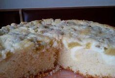 Jogurtovo-rebarborový koláč Vanilla Cake, Pie, Sweet, Food, Torte, Candy, Cake, Fruit Cakes, Essen