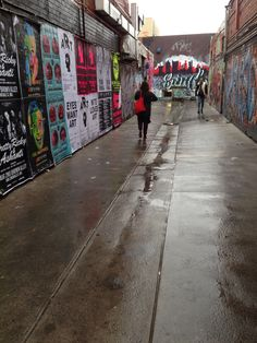 Graffitied, Melbourne