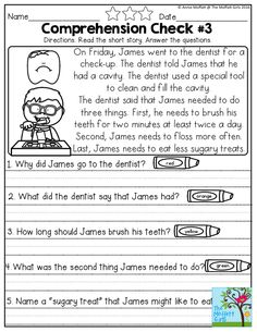 Worksheets Short Story Questions short stories with comprehension questions first grade literacy reading checks for february followed by to check understanding of the