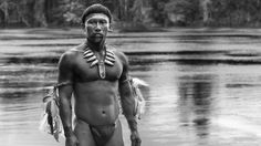 'Embrace of the Serpent' will easily cast a spell on you: Movie Review - https://movietvtechgeeks.com/embrace-of-the-serpent-will-easily-cast-a-spell-on-you-movie-review/-After just a few minutes of Embrace of the Serpent, Ciro Guerra introduces you to three of the four main characters, as well as introducing them to each other. The film is beautifully shot in black and white images of the Amazonian jungle