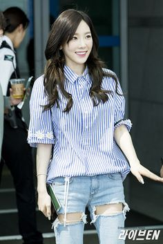 SNSD TaeYeon goes to Taiwan for her 'PERSONA' concert