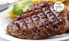 Devore sabores famosos entre o povo latino: 3 empanadas e 600 gramas de bife ancho com 2 acompanhamentos individuais (serve até 3 pessoas)