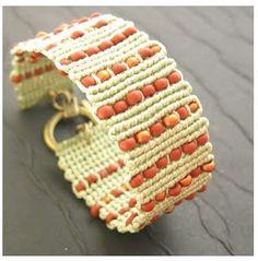 AMiRA jewelry: Macrame Workshops @ Dava Beads