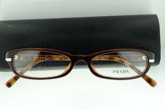 Prada Women's Plastic Eyeglasses
