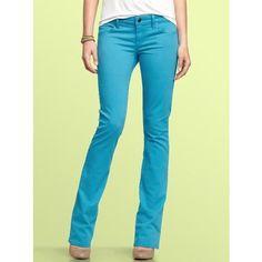 Gap 1969 Lightweight Skinny Boot Jeans