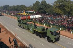 India's 71st Republic Day Celebrations - anti satellite weapon tested in 2019
