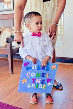 Ribbons  Rainbows  A Candy Coloured Wedding: Angelo  Candice