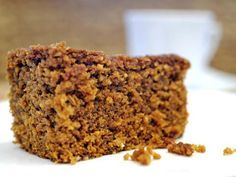 There are many types of classic British Parkin but the best recipe comes from Yorkshire. Yorkshire Parkin is sweet, sticky and so easy to make. Parkin Recipes, Yorkshire Parkin, Yorkshire Food, Yorkshire Recipes, Sweet Recipes, Cake Recipes, Yummy Recipes, Drink Recipes, Gummi Candy