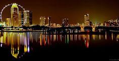 Singapore Skyline...