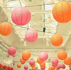 ( 10pcs/beaucoup.) mélanger la taille de papier chinois lanterne lampe festival& décoration de mariage 12 mariage, lanterne. w044 couleurs pour le choix