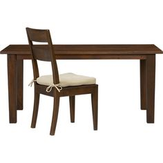 "Basque Honey 65"" Dining Table in Dining, Kitchen Tables 